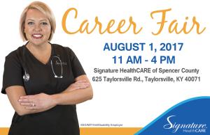 Spencer County Career Fair